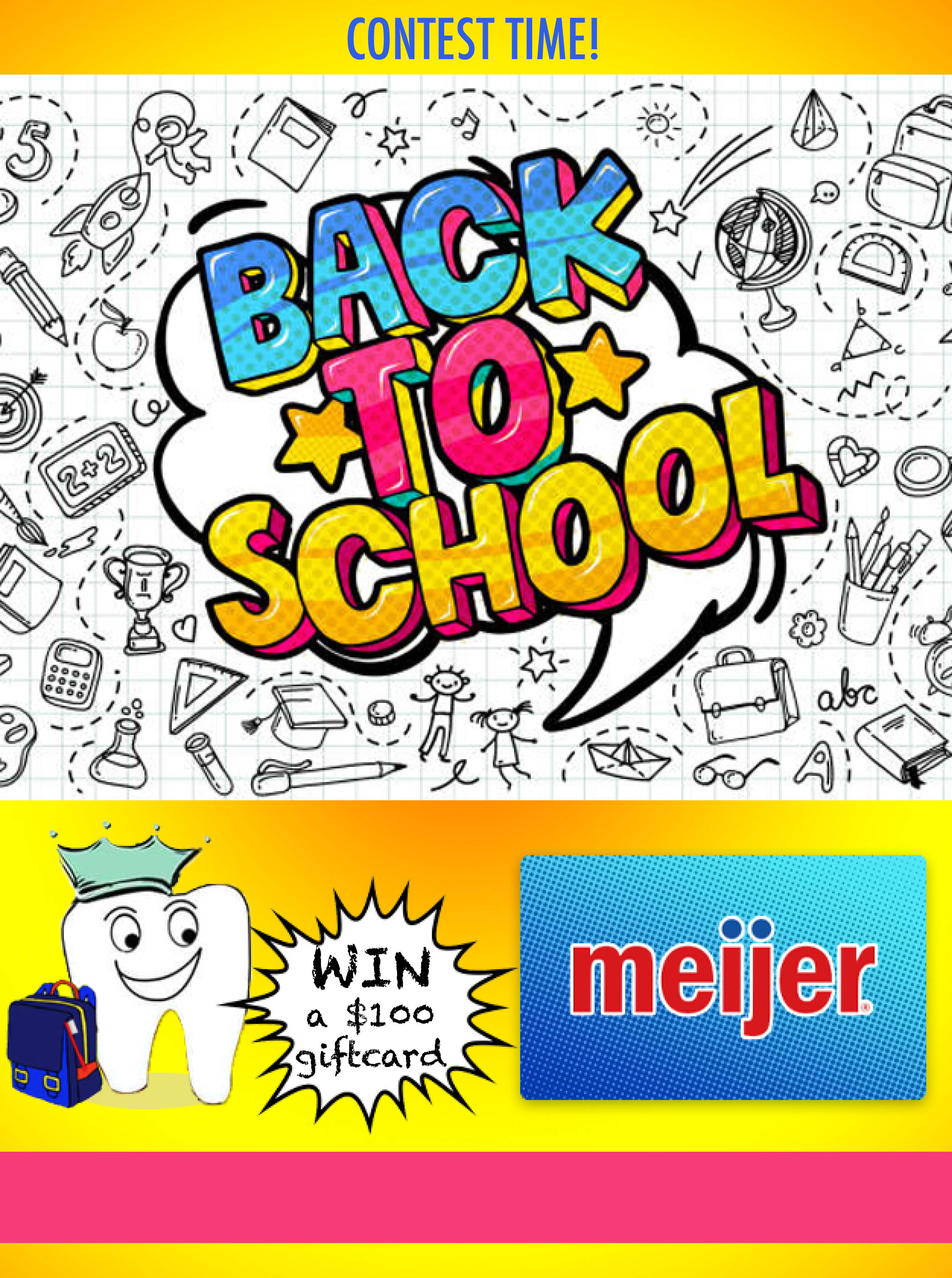 Back2School - Graphic for Website